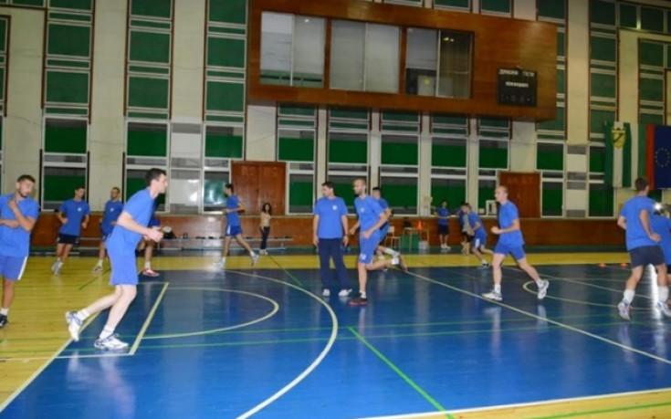 Волейболният Хебър прави открита тренировка
