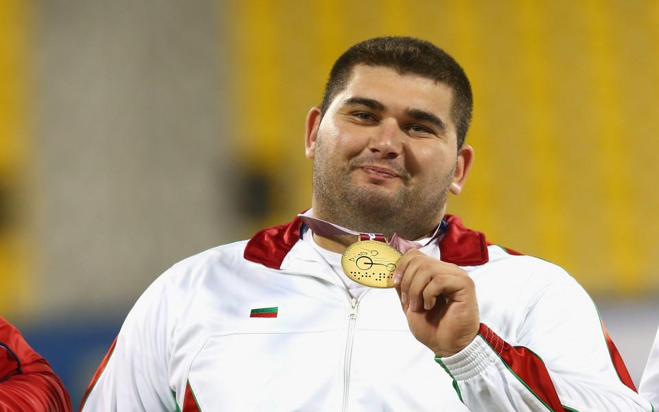 Браво! Олимпийско злато за България!