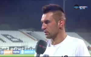 Камбуров: Беше ни нервно след предния мач