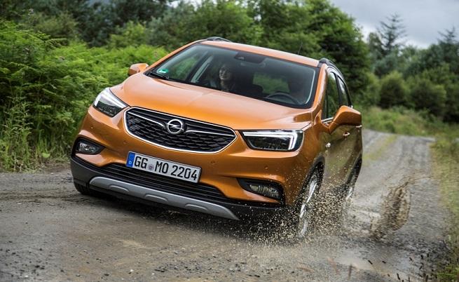 """Всички 4х4 модели на Opel вече ще завяршват с """"Х"""" в името. Догодина очакваме два напълно нови """"Х"""" модела."""