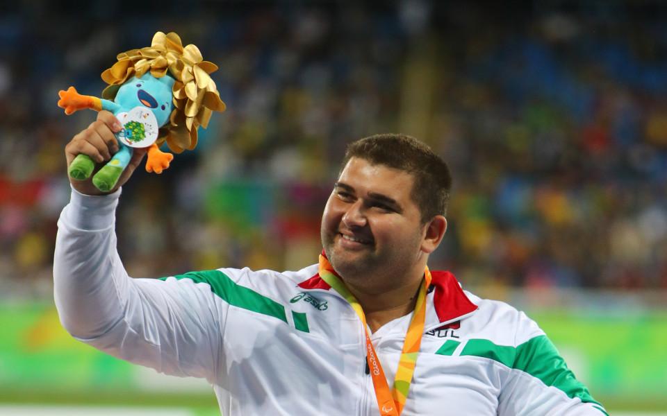 Българската титла от Параолимпиадата в Рио е събитието на седмицата