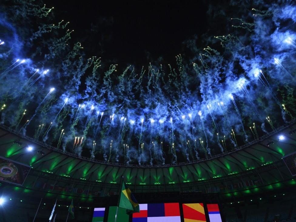 - Закриването на параолимпийските игри