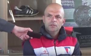 Янек Кючуков пое Марек