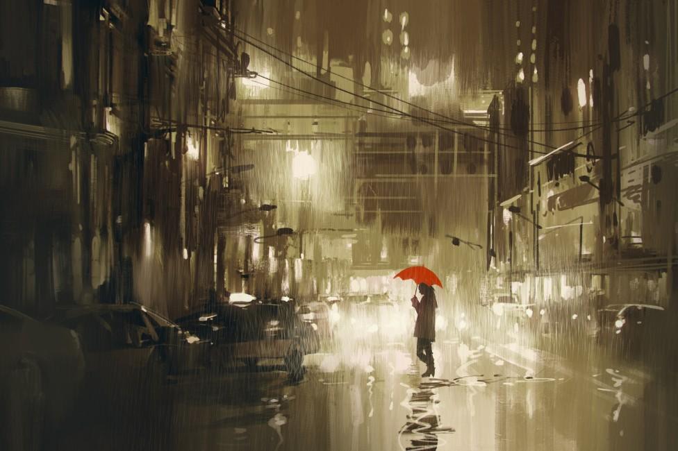 - Започва есента, а с нея и дъждовете, но не е нужно те да ни държат у дома. Капчиците от небето също носят чар и красота.
