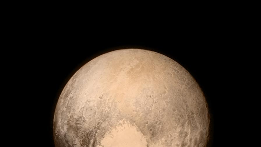 """""""Сърцето"""" на Плутон"""