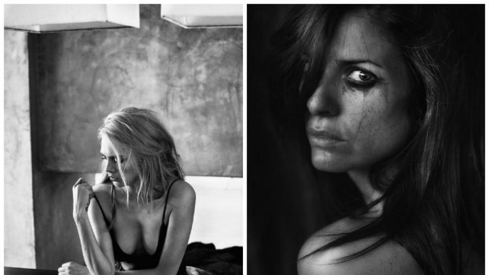 """""""Ода за женските сълзи"""", Мадлен Алгафари"""