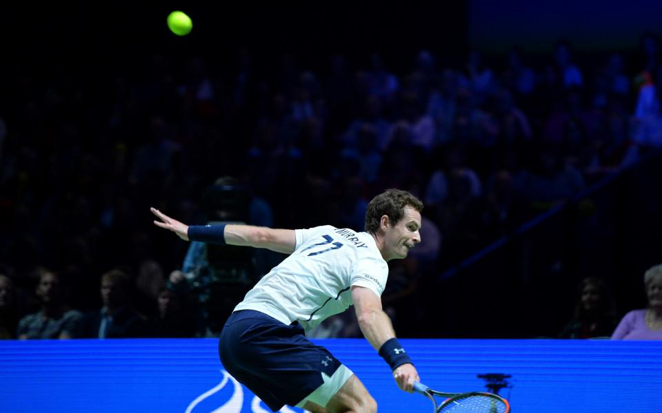 Григор и Мъри сътвориха изключително тенис шоу в Глазгоу