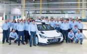Hyundai Motorsport достави първото Ново поколение i20 R5 на клиентски отбор