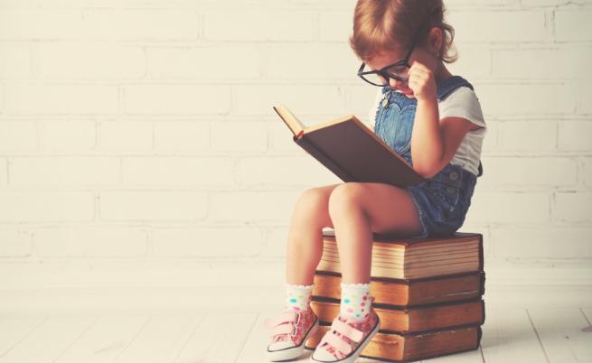 Какви приказки обичаше да четеш като дете?