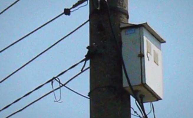 Абсурд: Крадеш ли ток, плащаш наполовина