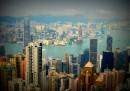 Небостъргачи с бамбуково скеле – само в Хонгконг