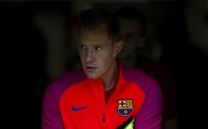 Тер Стеген с интересно условие за Барселона