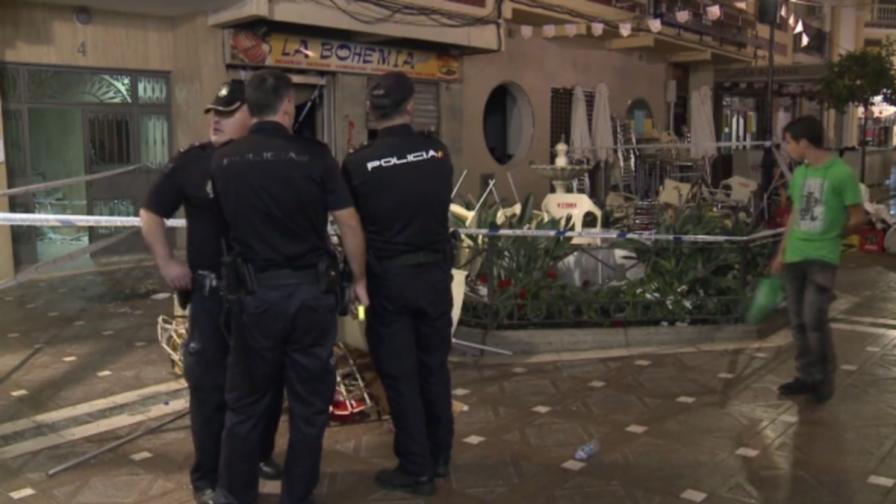 Експлозия в ресторант в Испания, над 90 ранени