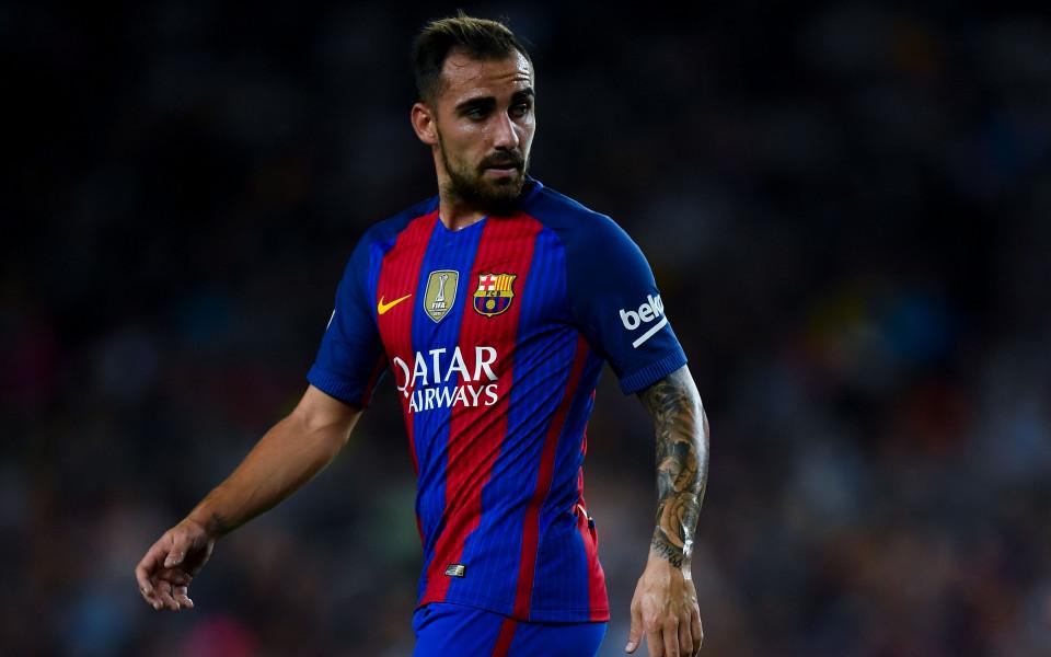 Бетис се прицели в нападател на Барселона