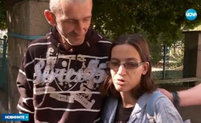 Родителите на изхвърленото бебе проговориха