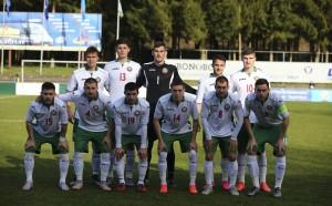 Младежките национали ще играят с Грузия