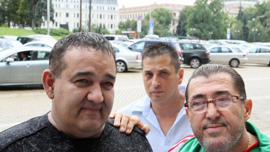 Радо Шишарката и Митьо Пищова