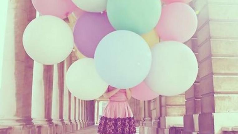 балони жена рожден ден