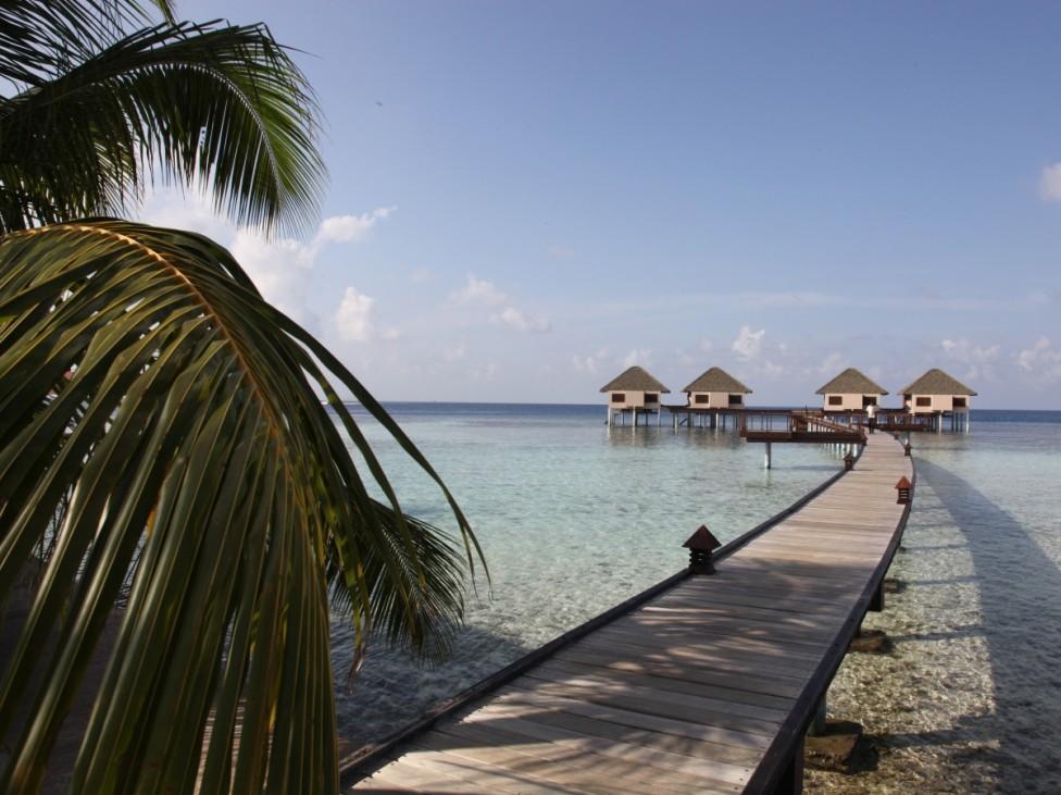 - Запознайте се с райския остров Худуранфуши