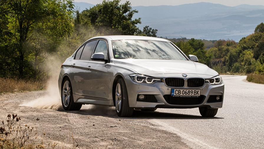#Кой каза, че хибридите са скучни? Аз гласувам за BMW 330e (тест драйв)
