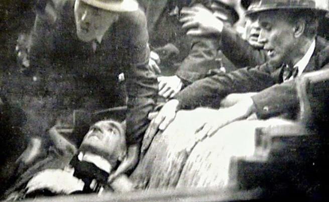 Резултат с изображение за крал Александър I е застрелян в Марсилия