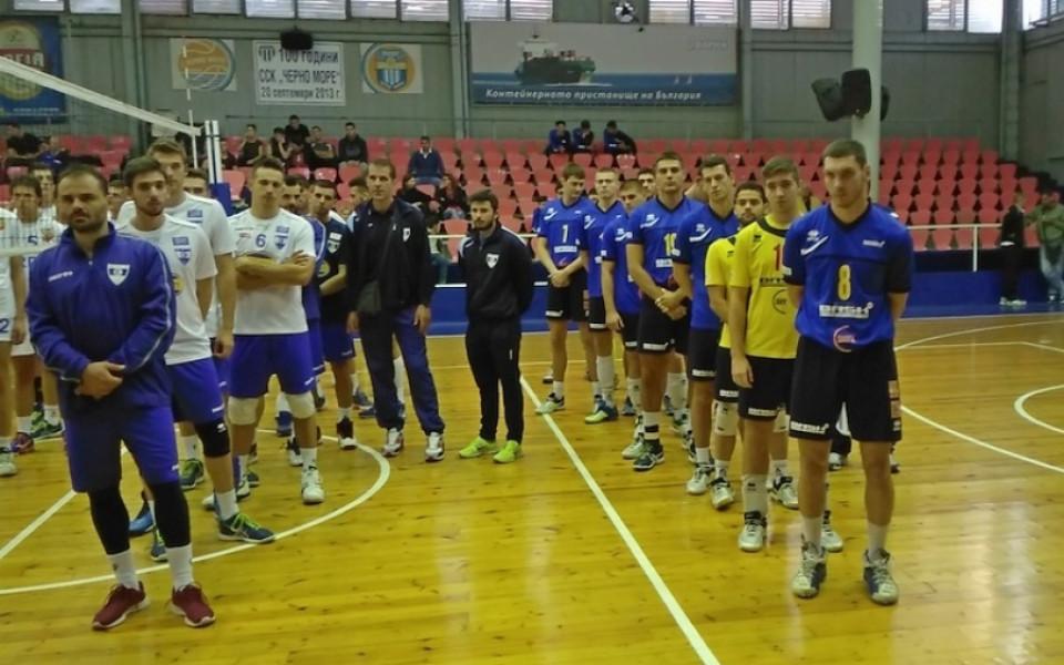Черно море с два приза на международен турнир във Варна