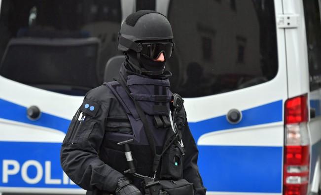 Атака в Хамбург, загинал и ранени