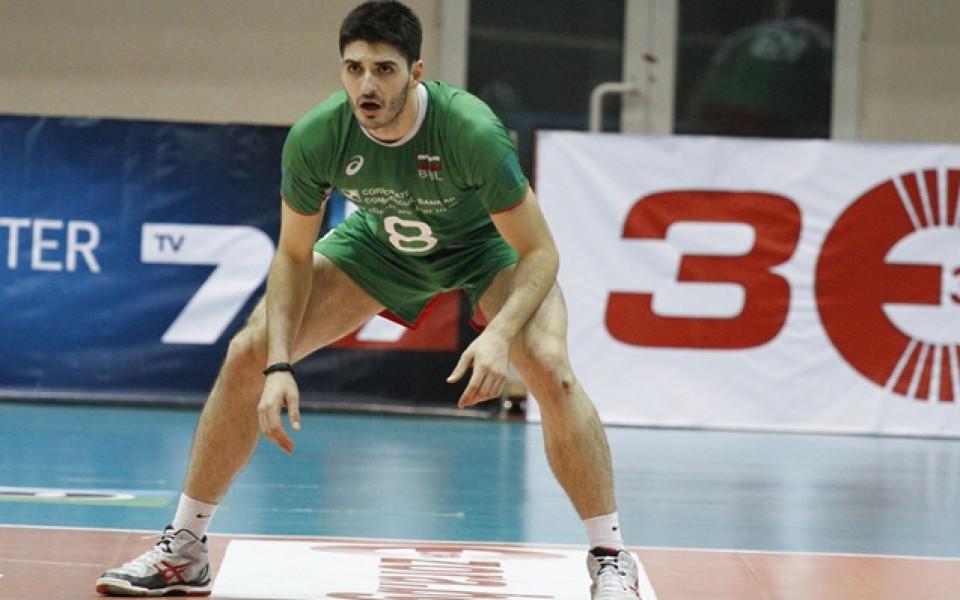 Тодор Скримов  отново ще играе  в Италия