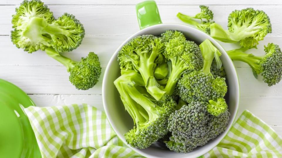 Яжте броколи 3 пъти седмично. Здравето ви зависи от това!