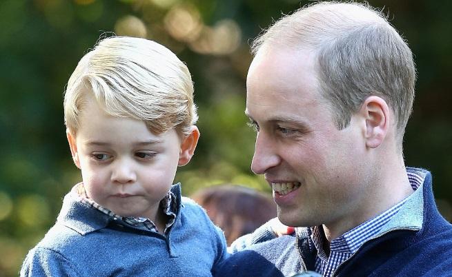 Тайната, с която принц Уилям отглежда децата си
