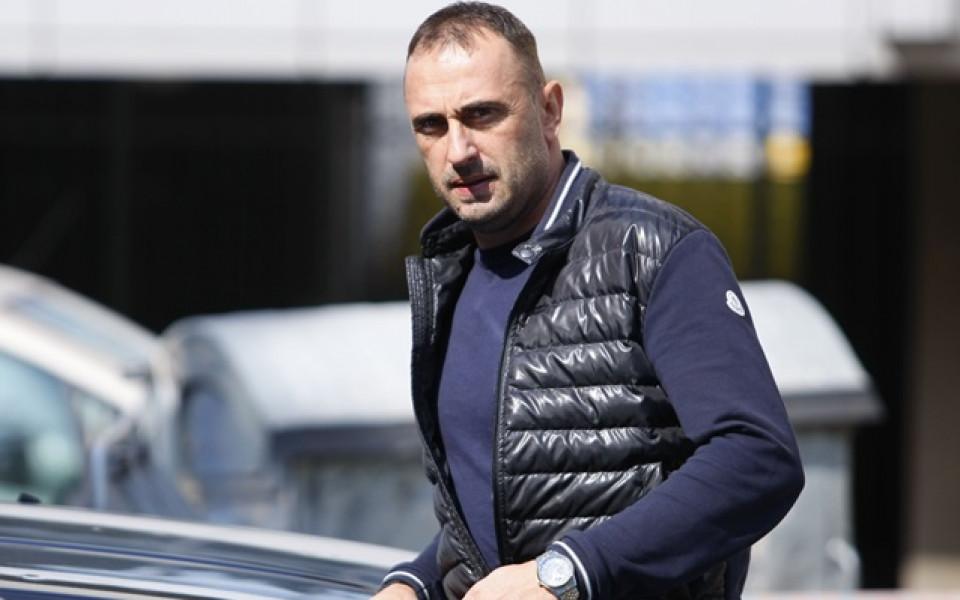 Петев остава треньор на Омония поне до края на сезона