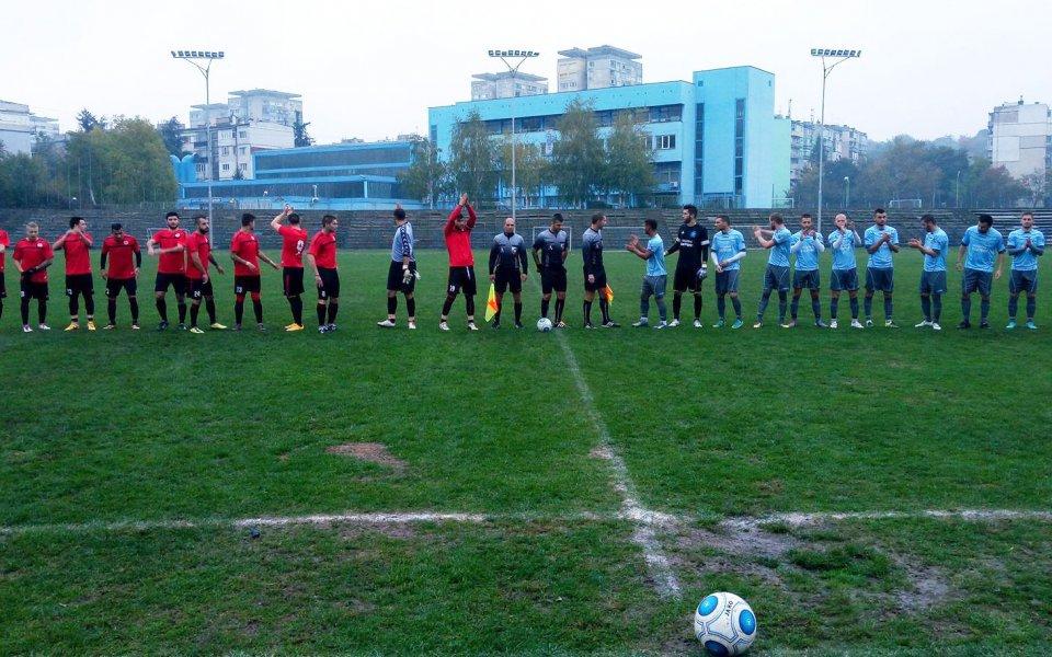 Локо Русе завърши наравно с Черноморец Балчик с късен гол