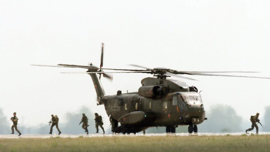 <p>Германската армия е толкова зле, че търси войници от ЕС</p>