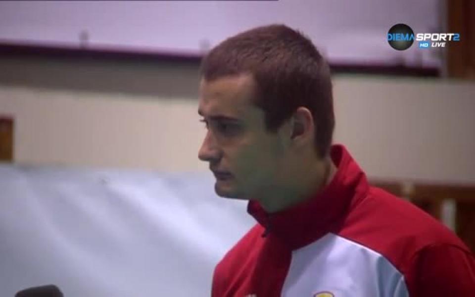 Талант на ЦСКА: Целта е титлата