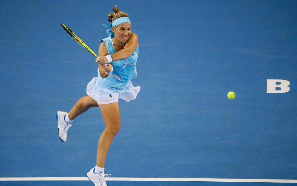 Светлана Кузнецова успя да влезе в основната схема на US Open