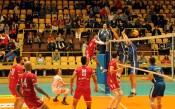 Нефтохимик победи Левски във волейболното първенство