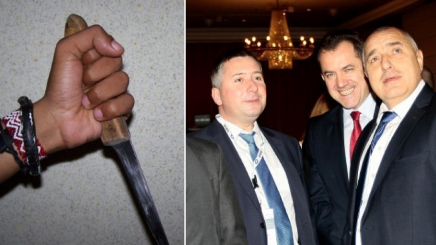 Шизофреник буйства в София, Прокопиев срещу Борисов и...