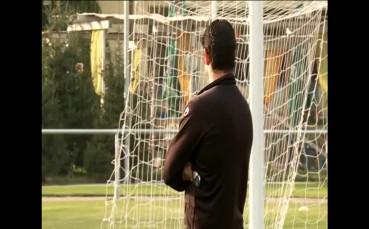 Черно море тренира преди мача с Левски