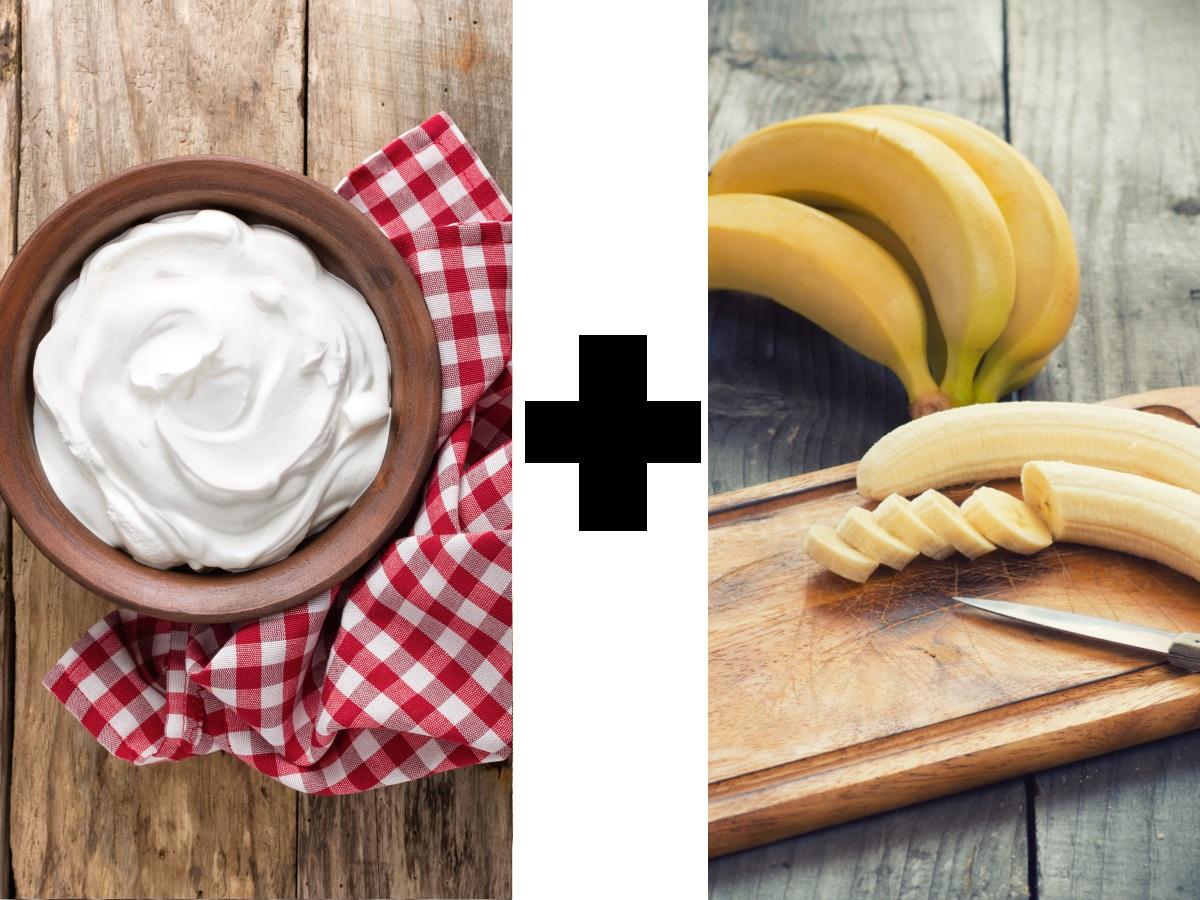 Много полезна комбинация е на банани и кисело мляко. Киселото мляко е богато на калций. От научни изследвания е известно, че храните с инулин, като бананите, помагат за неговото усвояване.