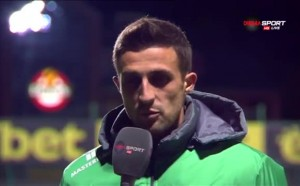 Костадин Хазуров: Не влязохме добре в мача