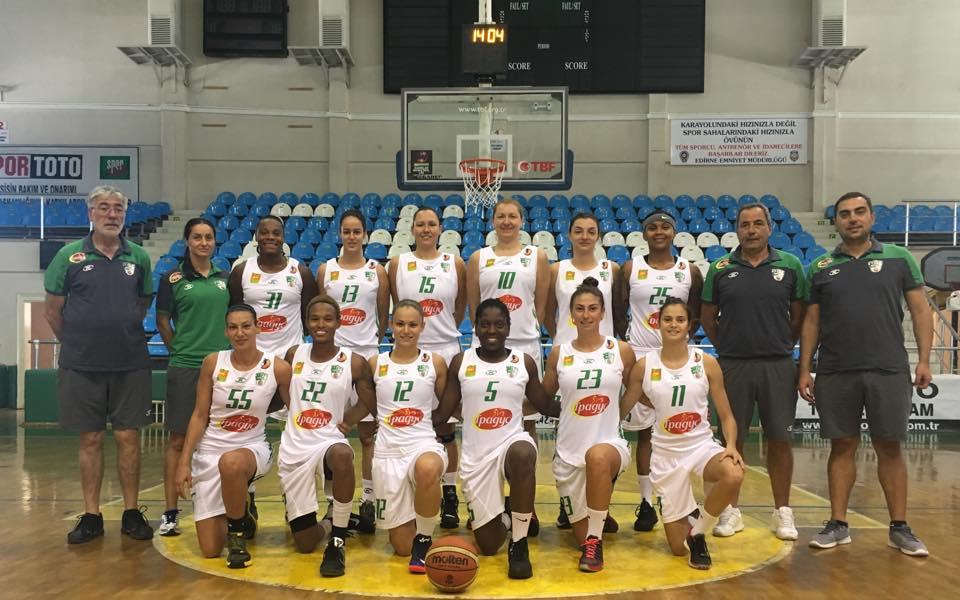 Баскетболистките на Берое громят в Адриатическата лига