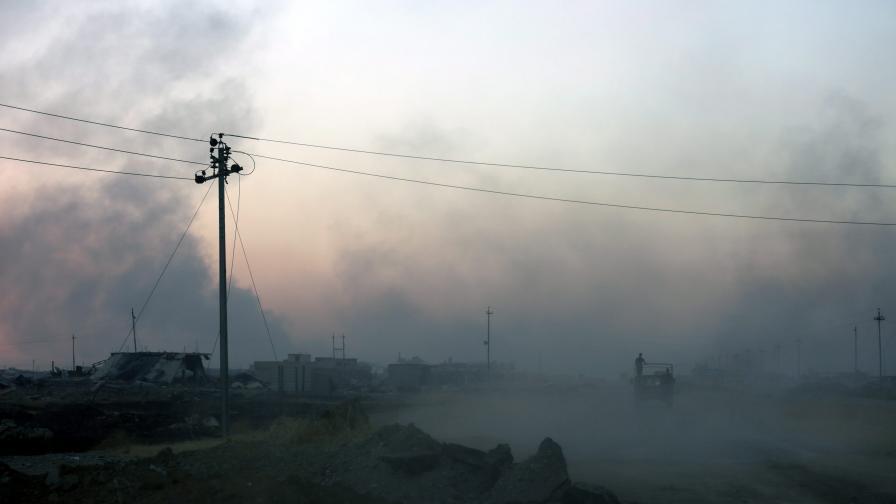 Холандия призна, че е убила десетки цивилни в Ирак