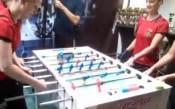 Световни серии по футбол на маса (джаги) Роберто Спорт в София