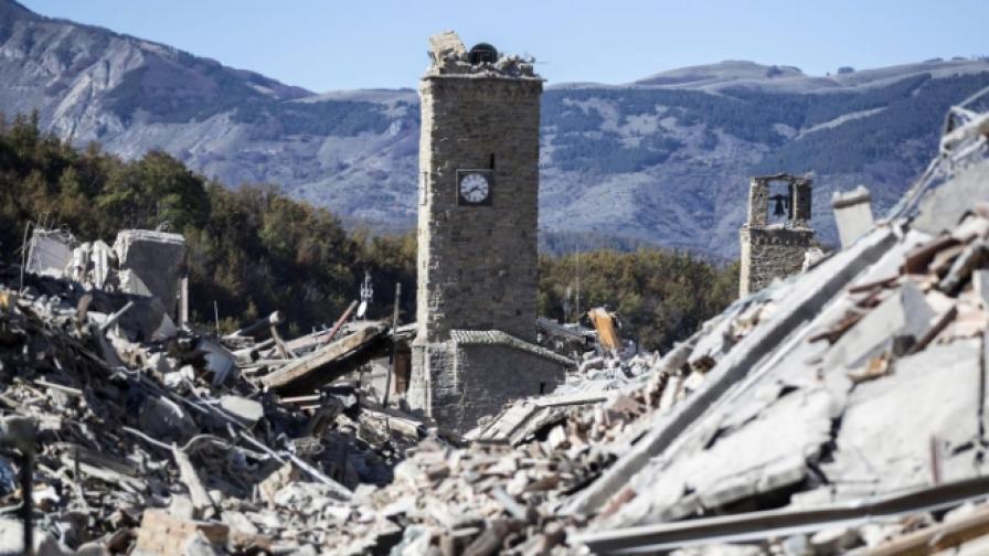 Дали най-силният трус в Италия предстои тепърва