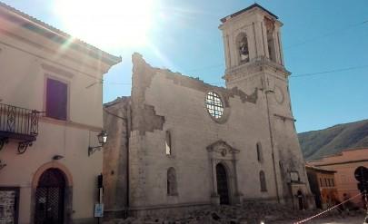 Силните земетресения в Централна Италия през 2016 предизвикаха разрушения, имаше стотици жертви