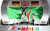 Интригата е жива: Победа за Хамилтън в Мексико, Розберг взе нужното