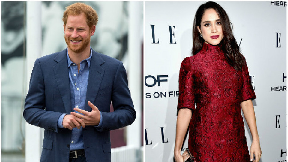 Принц Хари е предложил брак на Мегън Маркъл?