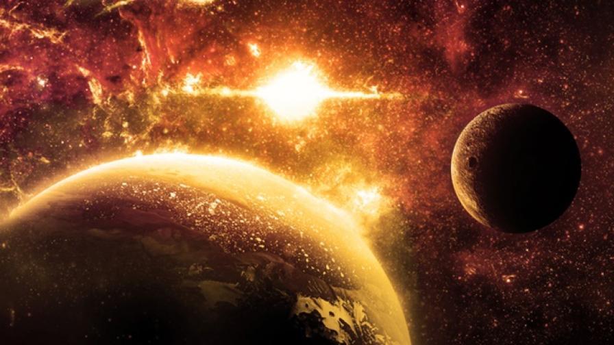 Вулкан - планетата фантом, която астрономите търсеха