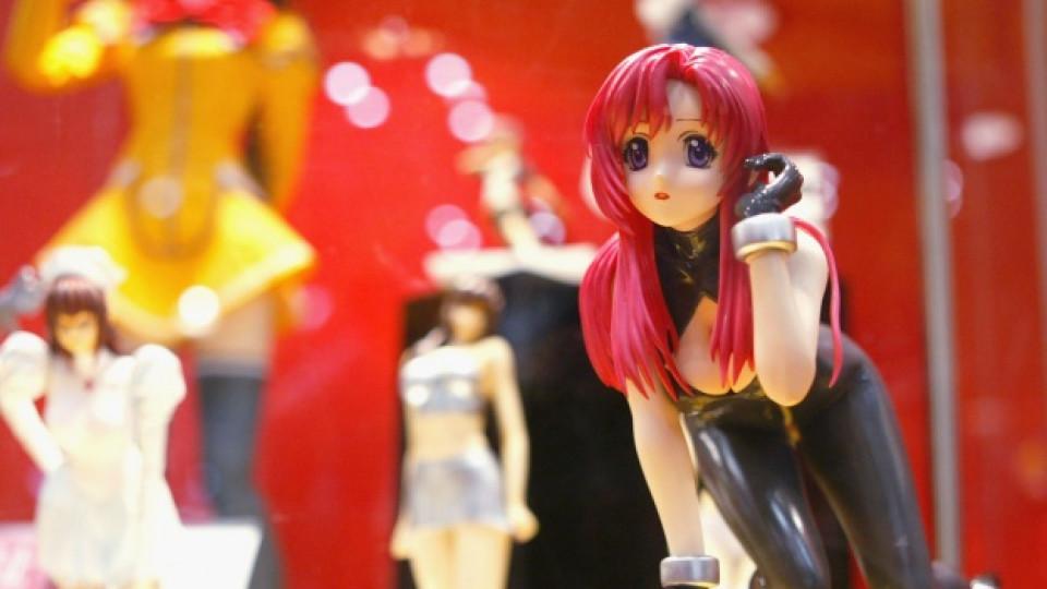 Така изглеждат повечето женски лица в японската анимация аниме, която е първоизточник за вдъхновение на тези момичета
