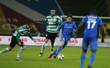 Повече от просто футболен мач: Левски - Черно море